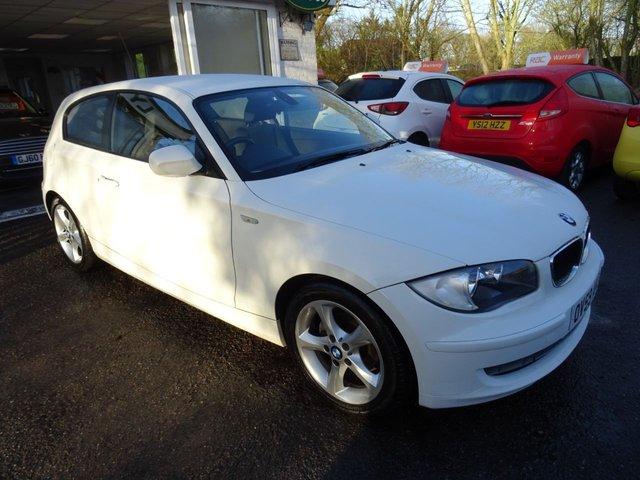 2009 59 BMW 1 SERIES 2.0 116I SPORT 3d AUTOMATIC 121 BHP