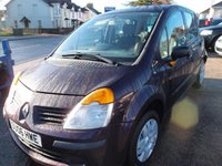 USED 2006 06 RENAULT MODUS 1.1 EXPRESSION 16V 5d 75 BHP