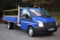 USED 2012 62 FORD TRANSIT 2.2 350 100 RWD  99 BHP