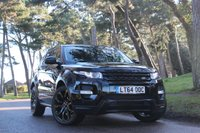 2014 LAND ROVER RANGE ROVER EVOQUE 2.2 SD4 DYNAMIC 5d AUTO 190 BHP £25990.00