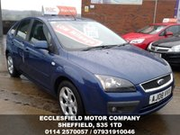 2008 FORD FOCUS 1.8 ZETEC CLIMATE 5d 124 BHP £SOLD