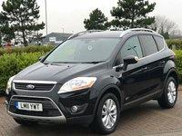 2011 FORD KUGA 2.0 TITANIUM TDCI 2WD 5d 138 BHP £8195.00