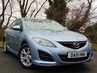USED 2010 10 MAZDA 6 2.0 TS 5d  **6 SPEED GEARBOX**