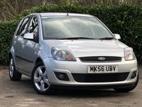 USED 2006 56 FORD FIESTA 1.2 FREEDOM 16V 5d 75 BHP