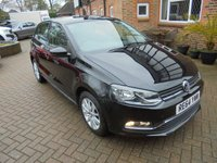 USED 2014 64 VOLKSWAGEN POLO 1.0 SE 5d 74 BHP