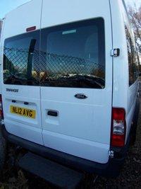 USED 2012 12 FORD TRANSIT Transit 17 Seat Minibus 430 134PS
