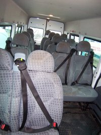 USED 2012 12 FORD TRANSIT MINIBUS Transit 17 Seat Minibus 430 134PS
