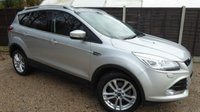 USED 2013 13 FORD KUGA 2.0 TITANIUM X TDCI 5dr AUTO Great Spec, 6 month warranty