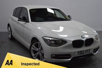 2012 BMW 1 SERIES}