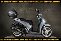 USED 2013 13 HONDA SH125 125cc  GOOD BAD CREDIT ACCEPTED, NATIONWIDE DELIVERY,APPLY NOW