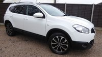 USED 2011 61 NISSAN QASHQAI+2 1.5 N-TEC PLUS 2 DCI 5dr HUGE Spec, Sat Nav, Pan Roof