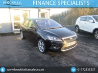 USED 2010 59 FORD FOCUS 2.0 TITANIUM TDCI 5d 136 BHP A lot of car for the money. Finance available.