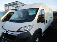 2014 CITROEN RELAY 2.2 35 HEAVY L4 XTRA LWB H2 ENTERPRISE HDI 130 BHP £7850.00