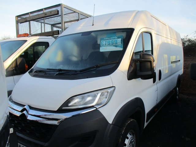 2014 64 CITROEN RELAY 2.2 35 HEAVY L4 XTRA LWB H2 ENTERPRISE HDI 130 BHP