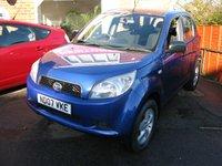 2007 DAIHATSU TERIOS 1.5 S 5d 104 BHP £5795.00