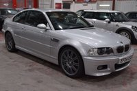 USED 2004 04 BMW M3 3.2 M3 2d 338 BHP