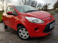 USED 2014 14 FORD KA 1.2 EDGE 3d 1 FORMER KEEPER