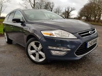 USED 2013 62 FORD MONDEO 2.0 TITANIUM TDCI 5d NEW SHAPE