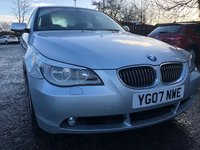 2007 BMW 5 SERIES 2.5 525I SE 4d 215 BHP £4990.00