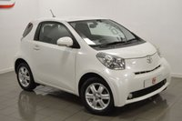 USED 2008 58 TOYOTA IQ 1.0 TR VVTI 2 MULTIDRIVE IMMACULATE ALLOY WHEELS