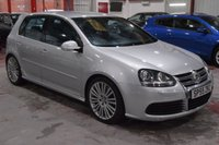 USED 2005 55 VOLKSWAGEN GOLF 3.2 R32 5d 250 BHP