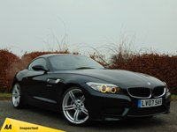 USED 2012 12 BMW Z4 2.0 Z4 SDRIVE20I M SPORT ROADSTER 2d AUTO  * BUY NOW PAY NOTHING FOR 6 MONTHS *