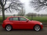 USED 2012 12 BMW 1 SERIES 1.6 116I SE 5d 135 BHP