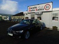 2007 BMW 3 SERIES 3.0 325I SE 2d AUTO 215 BHP £6995.00