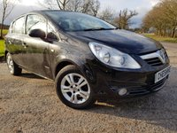 USED 2011 60 VAUXHALL CORSA 1.2 ENERGY CDTI ECOFLEX 5d ALLOYS