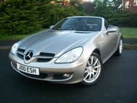 USED 2006 56 MERCEDES-BENZ SLK 3.0 SLK280 2d AUTO 231 BHP ONLY Two Careful Owners, JUST 32,000 Miles with Full Service History, HUGE SPECIFICATION!!!