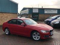 2012 BMW 3 SERIES 2.0 320D SPORT 4d AUTO 184 BHP £11495.00