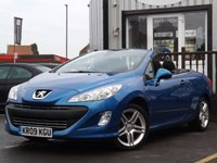 USED 2009 09 PEUGEOT 308 2.0 CC SE HDI 2d 140 BHP Full Service History 6 Stamps/Timing Belt Replaced @ 28741 miles