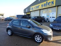 USED 2014 14 PEUGEOT 208 1.4 ACTIVE HDI 5d 68 BHP