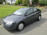 2005 FORD FOCUS 1.6 LX 16V 5d AUTO 101 BHP £1699.00