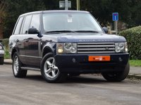 USED 2002 LAND ROVER RANGE ROVER 3.174  Td6 HSE 5dr LHD CZECH REGISTERED SUNROOF