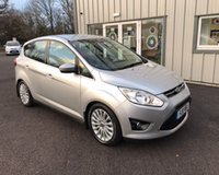 USED 2011 11 FORD C-MAX 2.0 TDCI TITANIUM 140 BHP THIS VEHICLE IS AT SITE 2 - TO VIEW CALL US ON 01903 323333