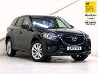2013 MAZDA CX-5 2.2 D SPORT NAV 5d AUTO 173 BHP [AWD] £14187.00