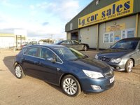 2010 VAUXHALL ASTRA 1.6 SE 5d AUTO 113 BHP £5995.00