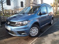 USED 2016 66 VOLKSWAGEN CADDY 2.0 C20 LIFE TDI 5d 101 BHP ****FINANCE ARRANGED***PART EXCHANGE***1OWNER*FULL LEATHER***CRUISE***