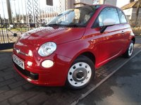 2014 FIAT 500 1.2 COLOUR THERAPY 3d 69 BHP £5795.00