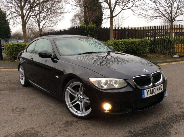 2010 10 BMW 3 SERIES 2.0 320D M SPORT 2d 181 BHP