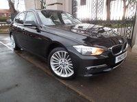 2013 BMW 3 SERIES 2.0 320D LUXURY 4d 184 BHP £12395.00