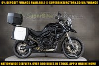 USED 2013 13 TRIUMPH TIGER 800 XC  GOOD & BAD CREDIT ACCEPTED, OVER 500+ BIKES IN STOCK