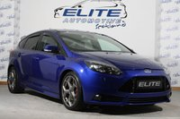 USED 2014 14 FORD FOCUS 2.0 ST-3 5d 247 BHP ST STYLE PACK/FSH/ PRIVACY GLASS/ LOW MILEAGE/ IMMACULATE!