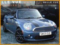 2009 MINI CONVERTIBLE 1.6 COOPER 2d 120 BHP £5495.00
