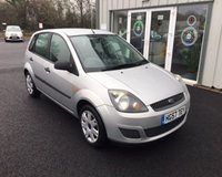 USED 2007 57 FORD FIESTA 1.4 STYLE CLIMATE THIS VEHICLE IS AT SITE 1 - TO VIEW CALL US ON 01903 892224