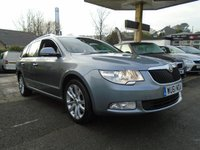 USED 2011 61 SKODA SUPERB 2.0 SE TDI CR 5d 170 BHP