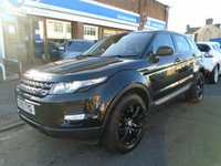 USED 2015 15 LAND ROVER RANGE ROVER EVOQUE 2.2 SD4 PURE TECH 5d AUTO 190 BHP