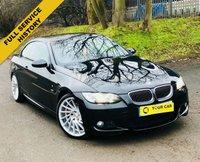 2008 BMW 3 SERIES 3.0 325D M SPORT 2d AUTO 195 BHP £9500.00