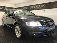 USED 2008 58 AUDI A6 2.0 AVANT TDI LIMITED EDITION 5d AUTO 140 BHP